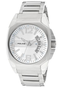Price:$79.00 #watches Police 12897JS-04M, This Police timepiece is uniquely known for it's classy and sporty look. It's accentuated design has made it one of the best sellers year after year.