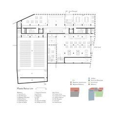 Seoul Animation Center, Aixopluc – BETA | arch drawings ...