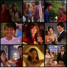 Clark and Lois Comic Book Superheroes, Dc Comic Books, Comic Book Heroes, Power Couples, Tv Couples, Smallville Quotes, Tom Welling Smallville, Erica Durance, Lex Luthor