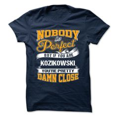 (Tshirt Nice Design) KOZIKOWSKI Discount Hot Hoodies, Funny Tee Shirts
