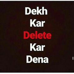 Whatsapp Status for Attitude Images in Hindi & Facebook Status Attitude images Collection