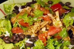 Crock Pot Sweet Pork Salad
