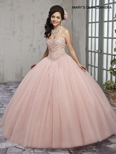 040a20c85 27 mejores imágenes de Vestidos de XV color rosa palo