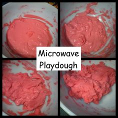 Microwave PlayDoh ~ It'S jUst mY LiFe...