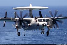 Grumman E-2C Hawkeye (G-123) aircraft picture