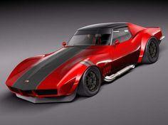 """Project """" Stinger"""" C3 Corvette build"""