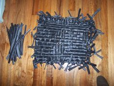 Picture of Bike Tire Tube Rug