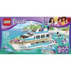 LEGO Friends Dolphin Cruiser 41015 Top 10 Christmas Toys 37176c857f