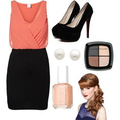 """Party"" by julietan1991 on Polyvore"