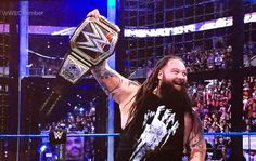 Sunday night John Cena put his WWE Championship on the line inside the Elimination Chamber as he defended against Bray Wyatt...