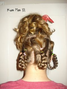 Who Ville Hair Braids Dr Seuss