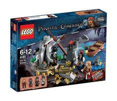 #Lego #lego_pirates #Isla_de_la_Muerta $39.95