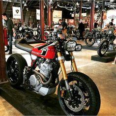 overboldmotorco:  by @lemonmotorcycles #honda #cb #custom...  overboldmotorco:   by @lemonmotorcycles #honda #cb #custom #bike #tracker #motorcycle #ride by saint_motors http://overboldmotor.co
