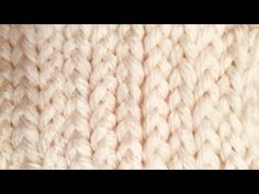 Leçon 29 :Comment réaliser le point Stockinette E-Wrap - YouTube