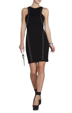 Roxanne Sleeveless Sheath Dress | BCBG