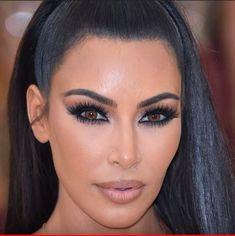 Kim Kardashian's Makeup Artist Mario Dedivanovic Walks Us Through Her Met Gala Look