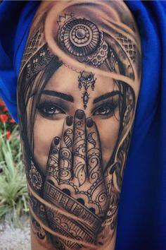 Amazing And Unique Arm Tattoo Designs For Women; Amazing And Unique Arm Tattoo; Arm Tattoo, Gypsy Tattoo Sleeve, Egyptian Tattoo Sleeve, Arm Sleeve Tattoos, Sleeve Tattoos For Women, Chicano Tattoos Sleeve, Hamsa Hand Tattoo, Tattoo Sleeves, Tattoo Women