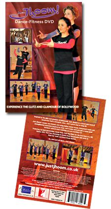 Good #workout DVD for #Bollywood #fans. Has music from Yash Chopra #films including #Dance pe chance