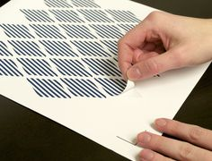Silhouette Sticker Paper how-to