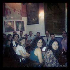 Seguimos de #bautizo! !#elpimpi #Malaga