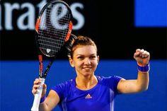 Simona Halep cruises into the Quarterfinals of the Australian Open