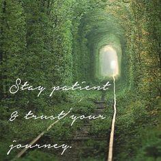 trust your journey!