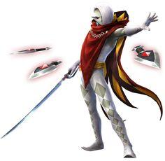 Ghirahim, Battle - Characters & Art - Hyrule Warriors