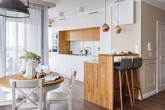 Mieszkanie w Lublinie - Kuchnia, styl nowoczesny - zdjęcie od wz studio