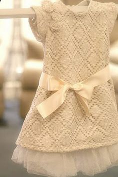 I've gotta find some of this crochet lace fabric.... Maybe I could cut up an old tablecloth....