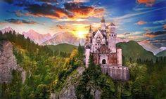 メルヘンな世界にうっとり!ファンタジーな世界を演出する絶景スポット7つ | 世界遺産・絶景まとめ-Wondertrip