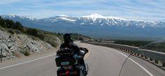 www.dubbelju.com Breathtaking motorcycle roads in the US