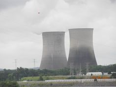 TVA (TN Valley Authority) nuclear plants, Raccon Mt, TN. Prior to 9/11 you could tour the plants.
