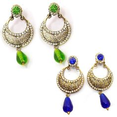 Flat 10.0% discount on all products from MK Jewellers on minimum purchase of Rs 10000 from this store. Complete Collection Available at: http://www.indiebazaar.com/shop/mkjewellers/earrings?sort=mr