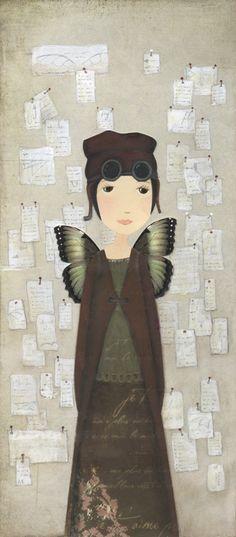art print by Katherine Quinn
