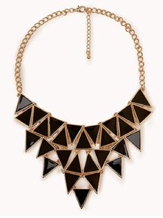 What We're Loving: Statement Necklaces (And Stop Wearing Your ...