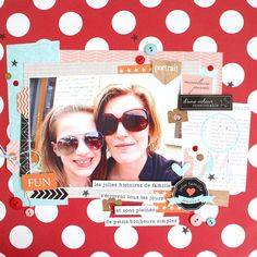 Page d'Isalilou. Collection Colorado de Swirlcards