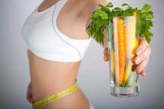 Dieta líquida para bajar de peso rápido