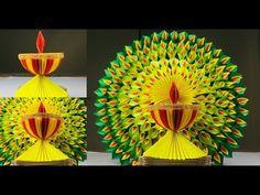 Diwali decoration ideas crafts for diwali paper lamp for diwali paper craf craf crafts decoration diwali ideas lamp paper diy home decor ideas for diwali diy christmas home decor 2018 time diy home dec christmashome Diwali Lantern, Diwali Lamps, Diwali Diy, Diwali Craft, Diwali Decorations At Home, Tree Decorations, Christmas Decorations, Vase Crafts, Decor Crafts