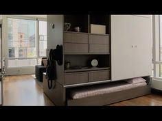 MIT's Ori robotic furniture reconfigures tiny apartments