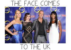 Campbells Hunt For UKs Best Face