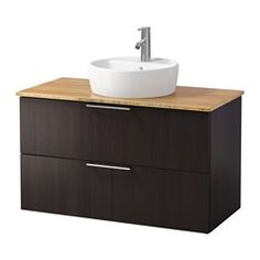 GODMORGON serie - Combinazioni di mobili per lavabo - IKEA