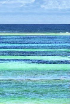 Stripes of the Indian Ocean