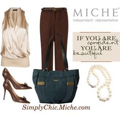 """""""Miche Demi Elsa"""" by miche-kat on Polyvore http://www.simplychicforyou.com/"""