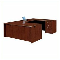 DMi Summit Executive Right U-Shaped Desk (Assembled) by DMi Furniture. $2784.95. The Summit series are all about choices. Summit features a modified reeded edge with split nickel hardware or a radius coped edge with curved hardware. The basic pieces are offered either flat packed or assembled to suit your budget and needs.Constructed of wood, cherry veneers and other wood productsCherry finishCamlock construction with reinforcement connectors for maximum stability...