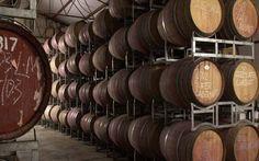 Mudgee Wine Barrels