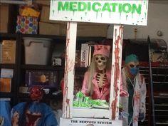This will be black light reactive Halloween Shops, Office Halloween Costumes, Adult Halloween Party, Halloween Inspo, Halloween Pictures, Halloween 2020, Halloween Party Decor, Holidays Halloween, Scary Halloween