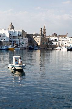 Early morning Monopoli Puglia | Carla Coulson