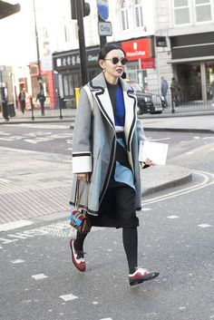 How Women Stay Chic on the Streets All Winter Long
