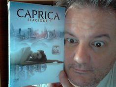 """La stagione 1 di """"Caprica"""" è qui con me! ;) I'm very happy!!!"""