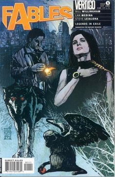 bill willingham fables - Google Search